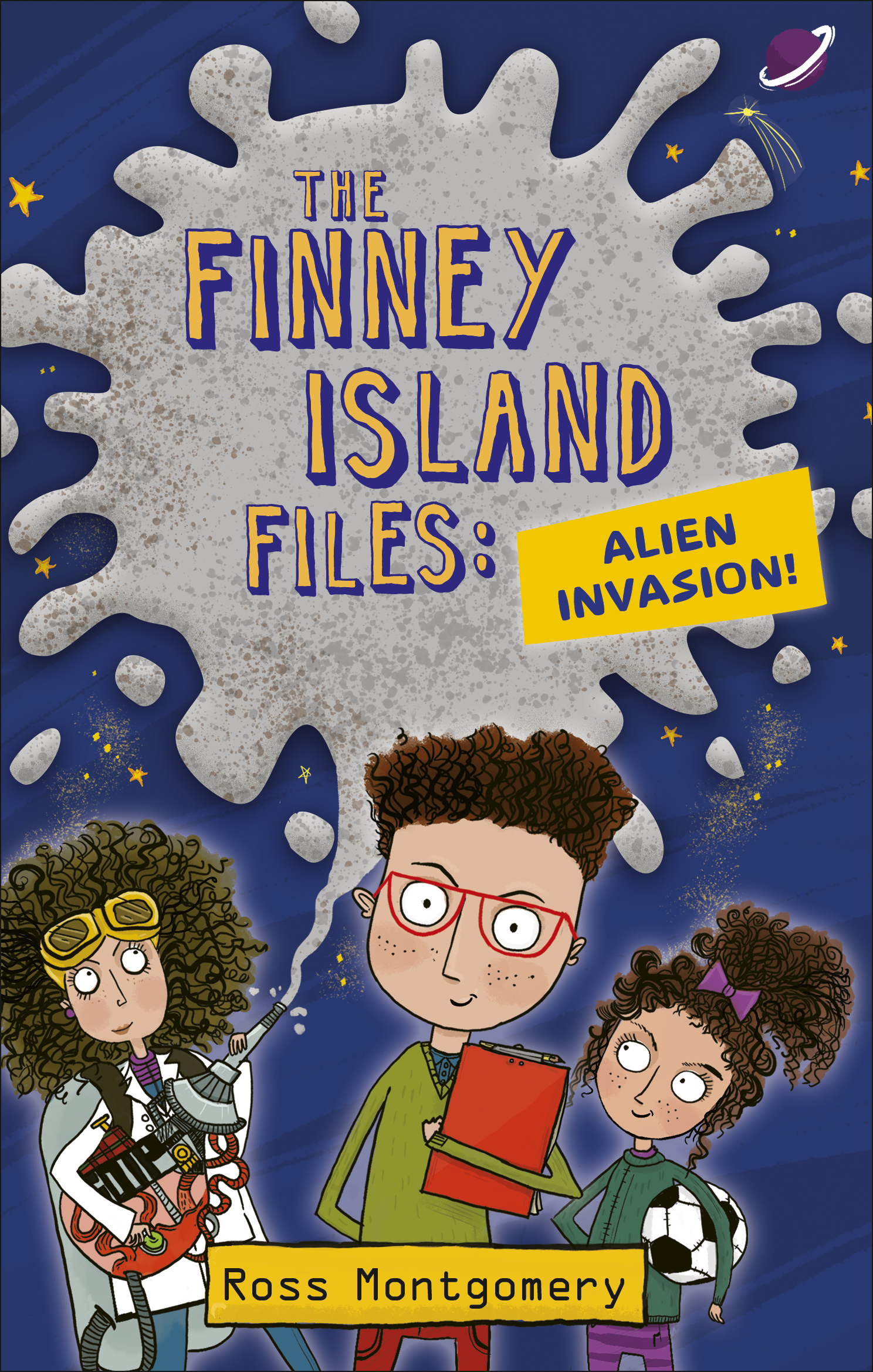The Finney Island Files 1: Alien Invasion!