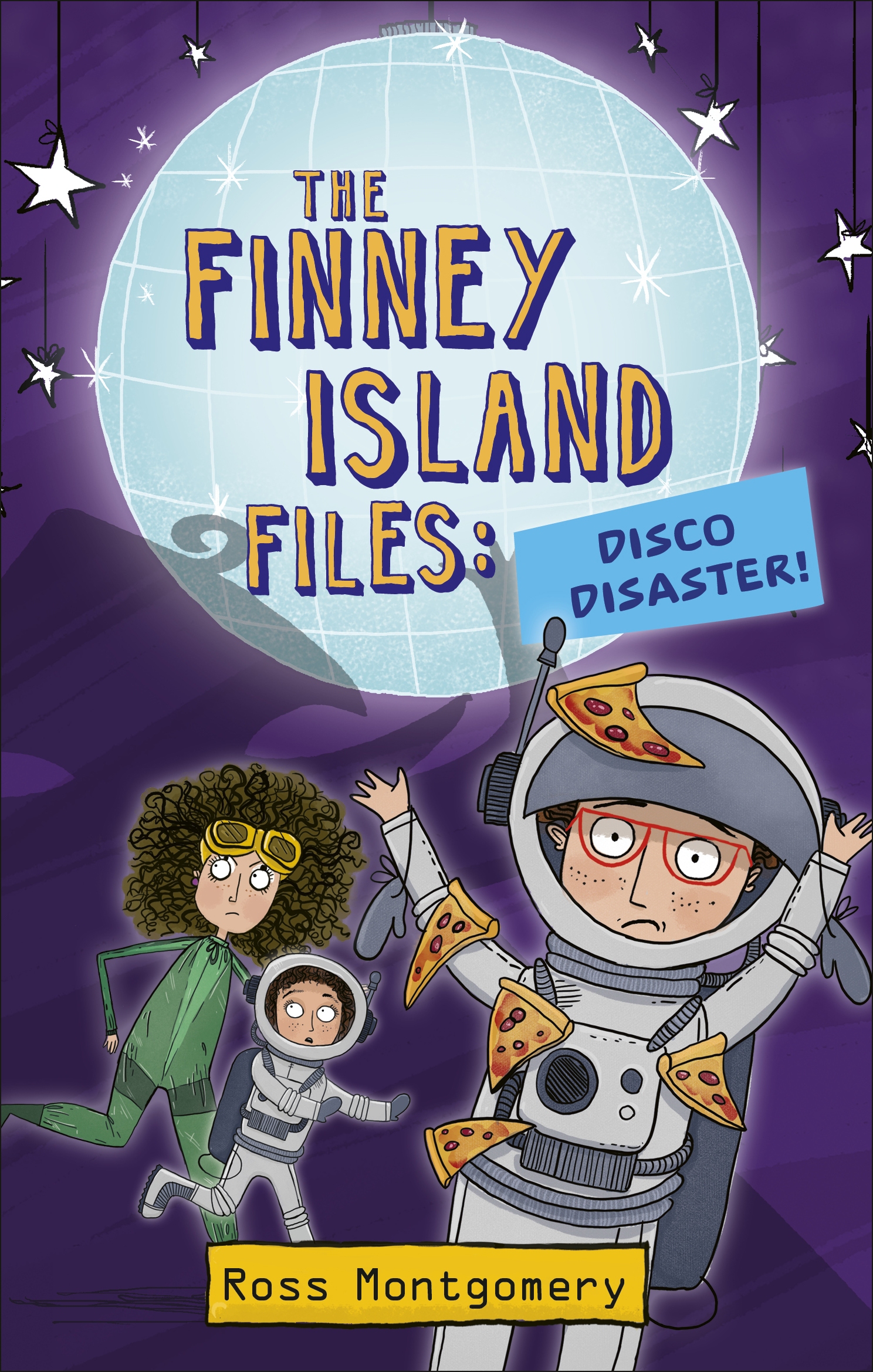 The Finney Island Files 2: Disco Disaster!