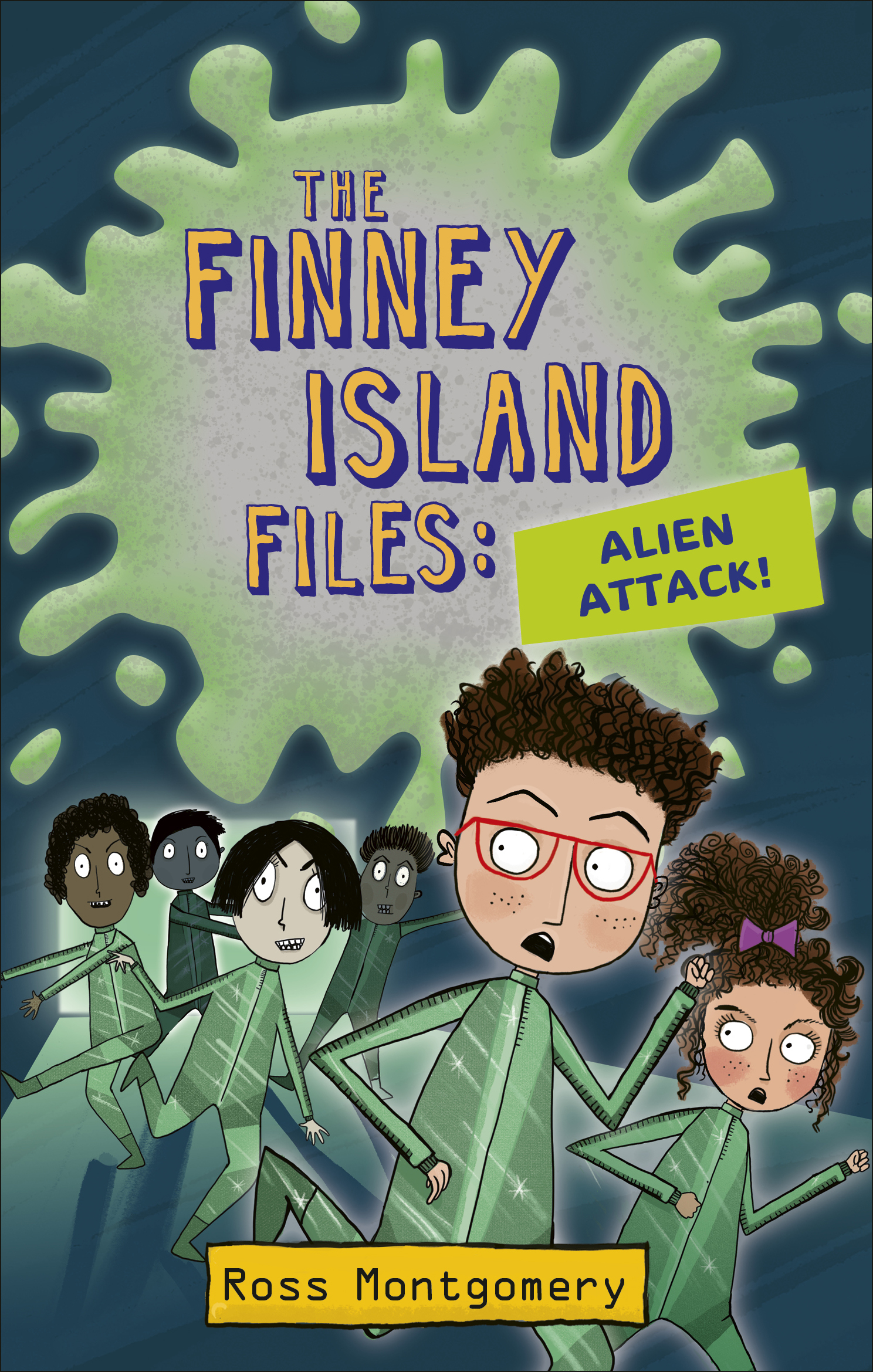 The Finney Island Files 4: Alien Attack!