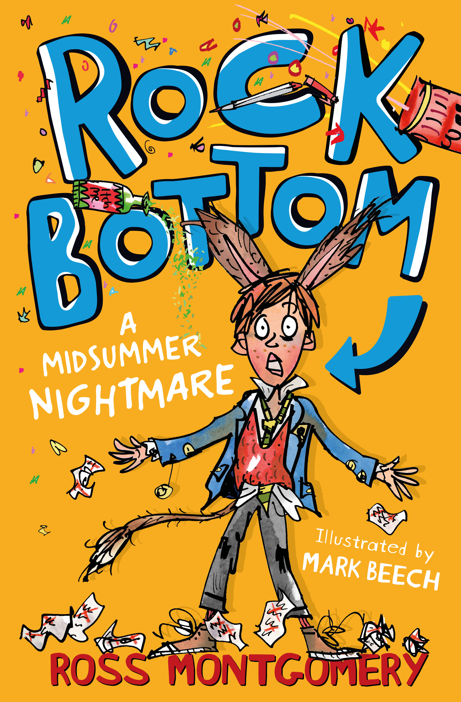 Rock Bottom: A Midsummer Nightmare