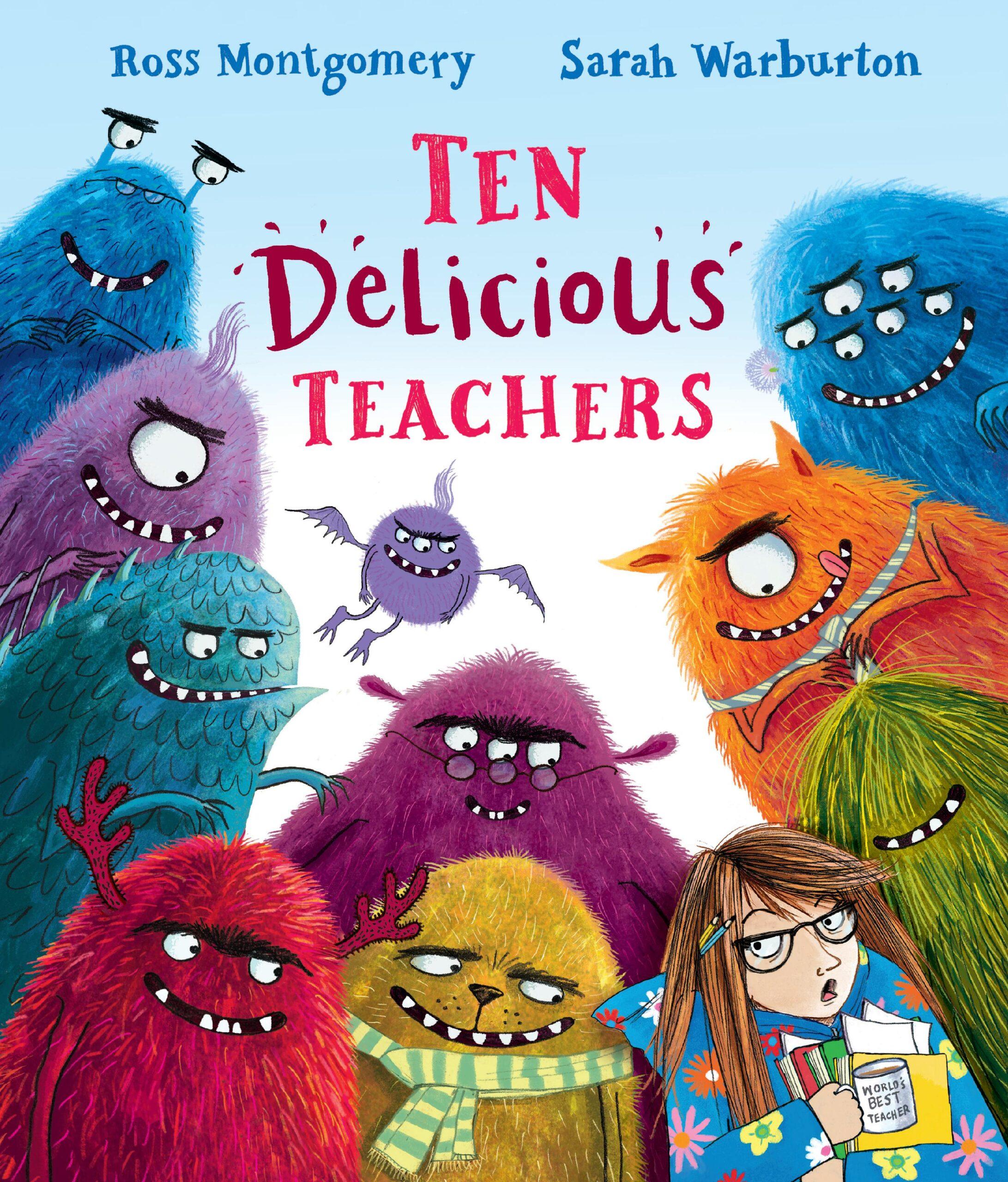 Ten Delicious Teachers